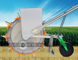 rotary corn seeder planter